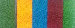 prato ,e moqette colorate x esterno
